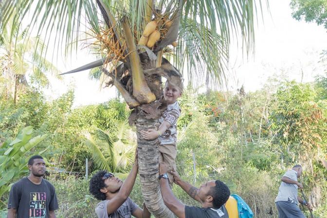 Suva wrestling