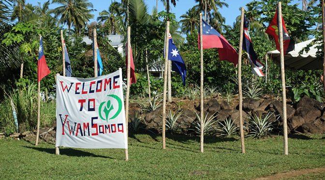 Samoa: Take Two
