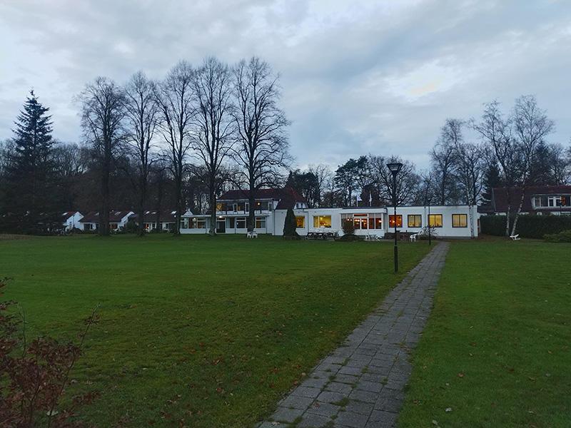 The YWAM base at Heidebeek